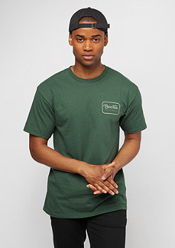 Brixton Grade forest green