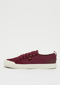 EVAN SMITH M SHOE BUR burgundy