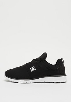 DC HEATHROW M SHOE BKW black/white