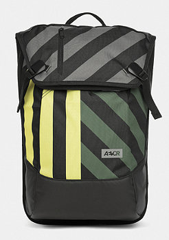 Stripeoff green/yellow/black