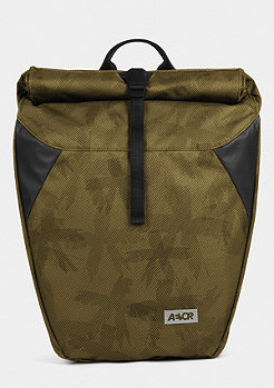 Aevor Rolltop Palmgreen green/black