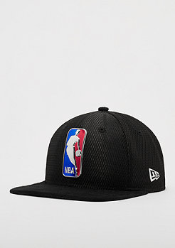 9Fifty On-Court NBA Logo black