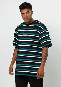 Karl Kani Stripes black/green/white
