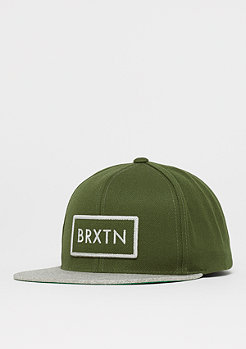Brixton Rift olive/heather grey