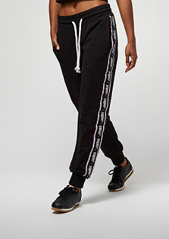 SNIPES Taped Sweatpants black