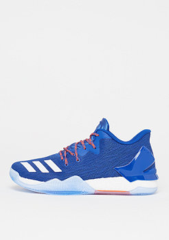 adidas D Rose 7 Low blue sld/footwear white/orange sld