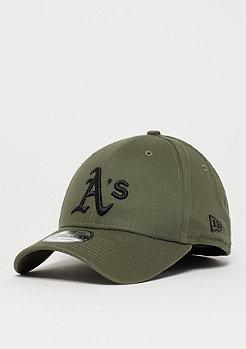 New Era 39Thirty League Essential MLB Oakland Ahtletics new olive