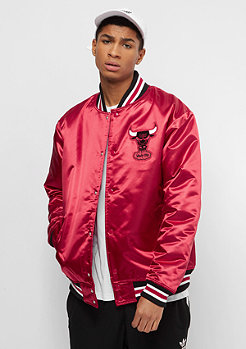 Mitchell & Ness NBA Satin Chicago Bulls red