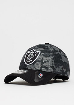 New Era 9Forty Mesh Overlay NFL Oakland Raiders moody camo