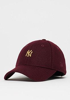 New Era 9Forty Melton MLB New York Yankees maroon