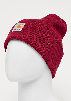Carhartt WIP Acrylic Watch Hat blast red