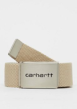 Carhartt WIP Clip Belt Chrome wall