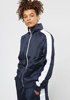 Track Jacket navy/white