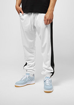 Track Pants white/black