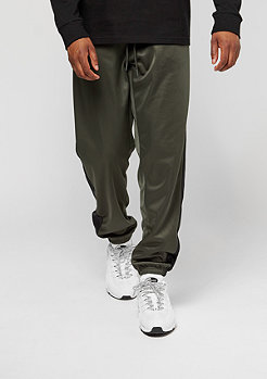 Track Pants dark olive/black