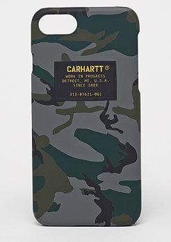 Carhartt WIP Military iPhone Hardcase camo combat green