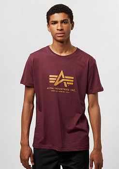 Alpha Industries Basic burgundy