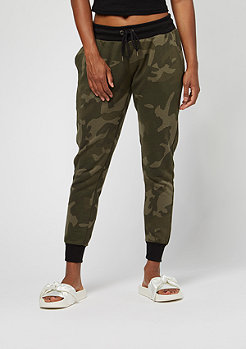 Terry olive camo