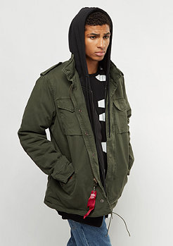 Alpha Industries Vintage M-65 CW dark olive