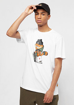 Cayler & Sons WL Hyped Garfield Tee white/mc