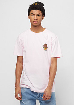 Cayler & Sons WL Not Happy Garfield Tee pale pink/mc