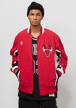Mitchell & Ness Authentic Warm Up Chicago Bulls red
