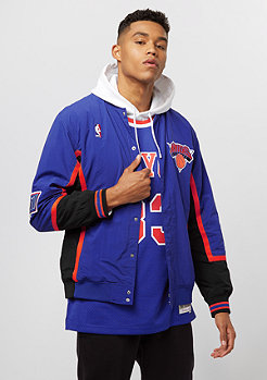 Mitchell & Ness Authentic Warm Up New York Knicks royal