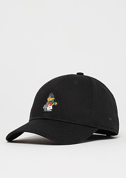 Cayler & Sons WL Hyped Garfield Curved Cap black/mc