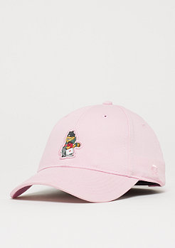 Cayler & Sons WL Hyped Garfield Curved Cap pale pink/mc