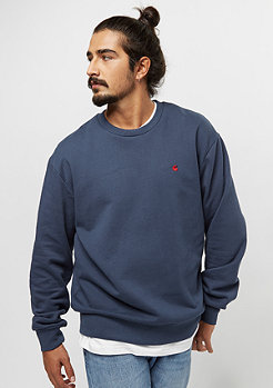 Carhartt WIP Madison blue/blast red