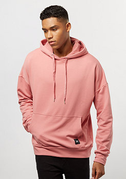 Sixth June Classic Oversize With Dropped Shoulders dark stone pink