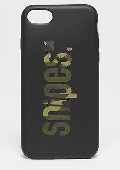 SNIPES Basic Case iPhone 7 black/camo