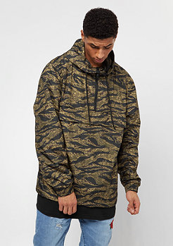 Urban Classics Tiger Camo Pull Over woodcamo