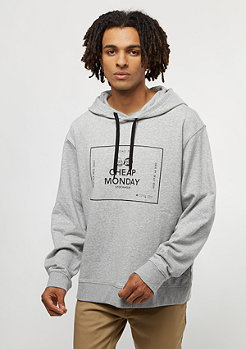 Cheap Monday Box Logo grey melange