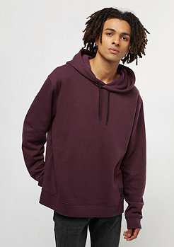 Cheap Monday Pullover Hood darkest red