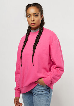 Cheap Monday Con Arched Logo neon pink