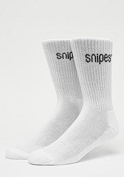 SNIPES Basic Crew white/black