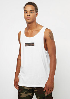 Mister Tee Fake Love white