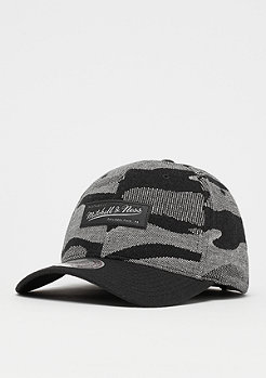 Mitchell & Ness Camo Knit 110 black