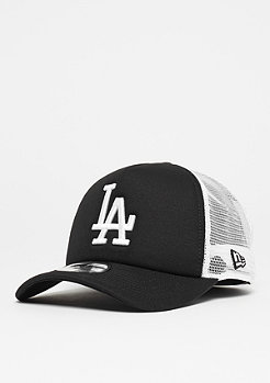 New Era 9Forty Clean Losdod MLB Los Angeles Dodgers black/white