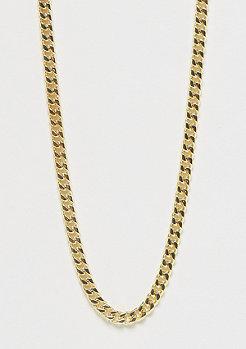 King Ice Miami Cuban Curb gold