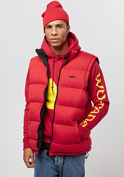 SNIPES WTC Reversible red/black