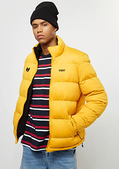SNIPES WTC Reversible Puffer yellow/black