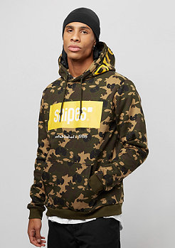 SNIPES WTC Box Logo camo