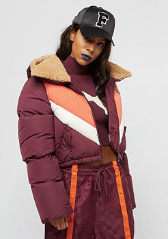 Puma Fenty Quilted tawny port/flame