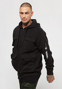Southpole Fleece Group black