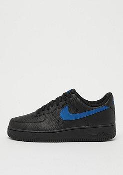 NIKE Air Force 1 '07 black/gym blue
