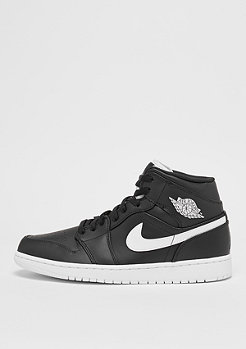 Air Jordan 1 Mid black/white/white