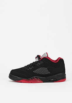 Basketballschuh Air Jordan 5 Retro Low GS black/gym red/black