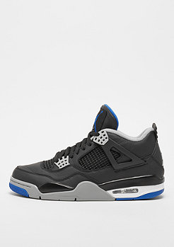 Air Jordan 4 Retro black/soar/matte silver